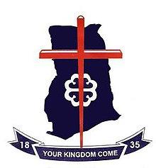 Methodist Church Ghana emblemo