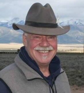 Michael Ruppert American conspiracy theorist
