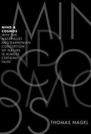 Mind and Cosmos - Image: Mind and Cosmos cover