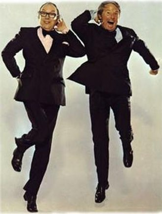 Morecambe and Wise - Image: Morecambe & wise skip dance