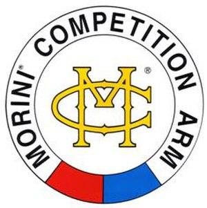 Morini (manufacturer) - Image: Morini Logo little