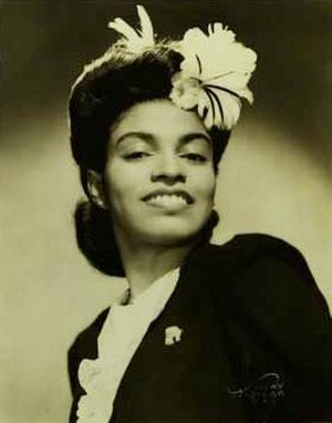 Muriel Smith (singer) - Muriel Smith