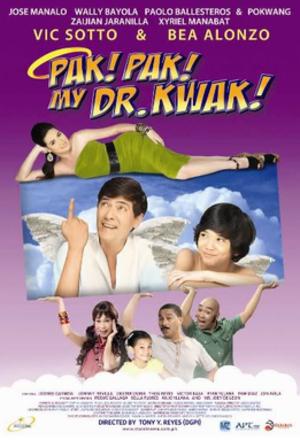 Pak! Pak! My Dr. Kwak! - Theatrical movie poster