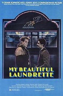 <i>My Beautiful Laundrette</i> 1985 film by Stephen Frears