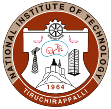Updated emblem/seal of National Institute of Technology, Tiruchirapalli
