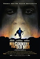 Picture of a movie: No Country For Old Men