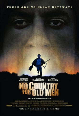 No Country for Old Men (film) - Theatrical release poster