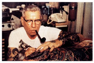 Sailor Jerry - Image: Norman Keith Collins