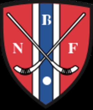 Norway's Bandy Association - Image: Norway's Bandy Association logo