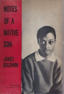 James Baldwin Notes of Native Son