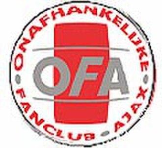 AFCA Supportersclub - OFA logo (1999-2006)