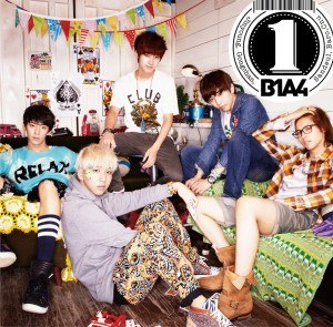 1 (B1A4 album) - Image: One Regulareditioncover