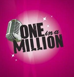 One in a Million (season 1) - Image: Oneinamillion