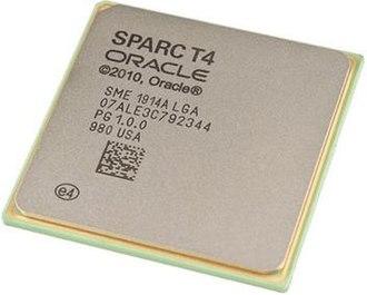 SPARC T4 - Oracle SPARC T4