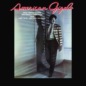 American Gigolo (soundtrack) - Image: Original Soundtrack American Gigolo