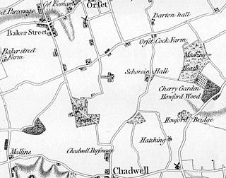 Orsett Heath human settlement in United Kingdom
