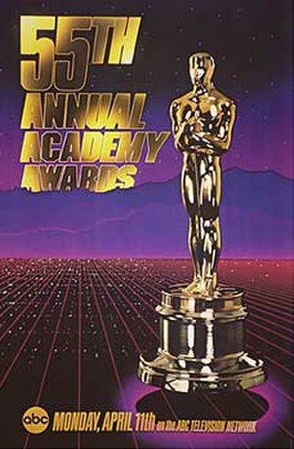 55th Academy Awards - Image: Oscar 1982