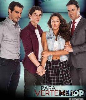 <i>Para verte mejor</i> television series