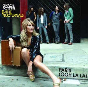 Paris (Ooh La La) - Image: Paris Ooh La La single