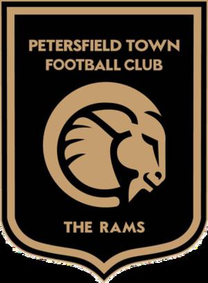Petersfield Town F.C. - Image: Petersfield Town F.C. logo 2017