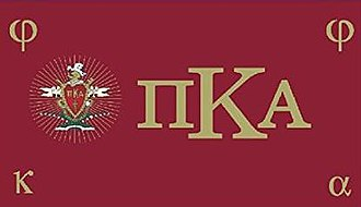 Pi Kappa Alpha - Image: Pi Kappa Alpha flag
