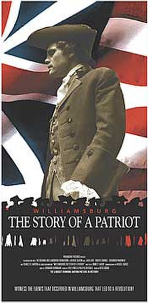 Williamsburg: the Story of a Patriot - Image: Poster of the movie Williamsburg