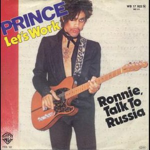 Let's Work - Image: Prince Lets Work
