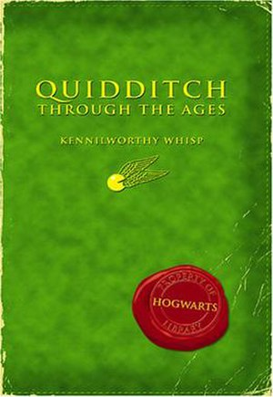 Quidditch Through the Ages - Image: Quidditchthroughthea ges