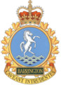 RCAF Barrington Station Crest.png