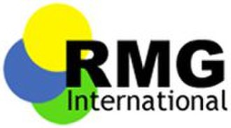 Recording Media Group International - Image: RMG logo