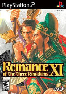 Romance of the Three Kingdoms XI - Wikipedia