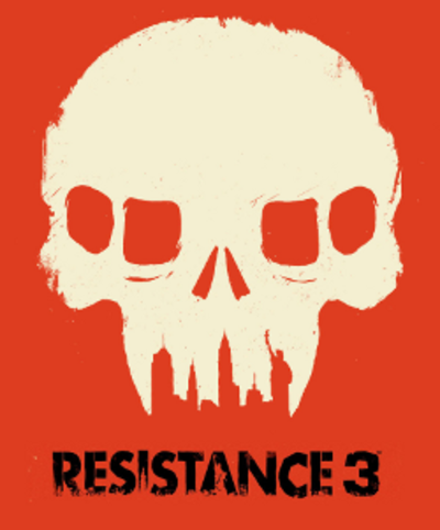 Picture of a game: Resistance 3