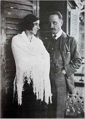Sonnets to Orpheus - Rilke and Klossowska at Chateau Muzot 1923