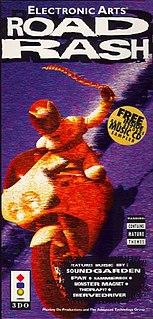 <i>Road Rash</i> (1994 video game) 1994 racing video game