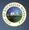 Official seal of City of Rochester