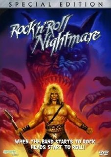 <i>Rock n Roll Nightmare</i> 1987 film by John Fasano