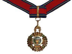 Royal Order of Sahametrei - Image: Royal Order of Sahametrei, Commander