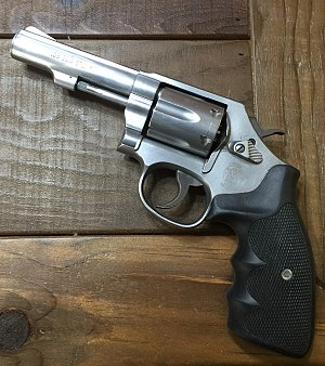 Smith & Wesson Model 64 - A Police issued Model 64