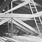 Hull trusses of SS Roosevelt