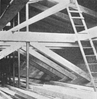 SS Roosevelt (1905) - Image: SS Roosevelt (1905) hull trusses