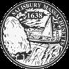 Official seal of Salisbury, Massachusetts