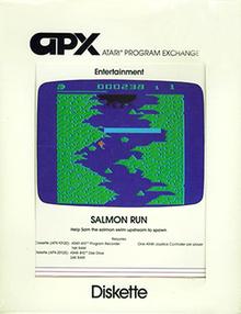 Salmon Run (video game) - Wikipedia