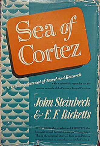 The Log from the Sea of Cortez - Original edition of Sea of Cortez: A Leisurely Journal of Travel and Research