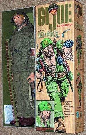 Sgt. Rock - Image: Sgtrockdoll