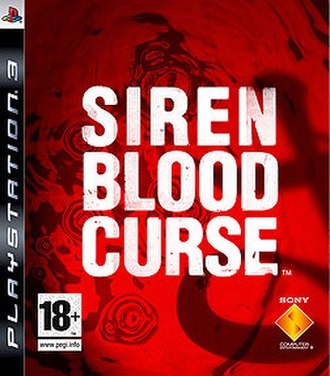 Siren: Blood Curse - Image: Siren Blood Curse