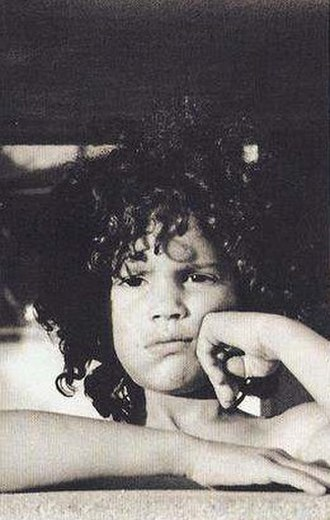 Slash (musician) - Slash as a child