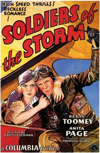 Soldiers of the Storm - Film poster