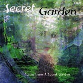 Songs from a Secret Garden - Image: Songs from a Secret Garden