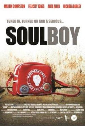 Soulboy (film) - Image: Soulboy