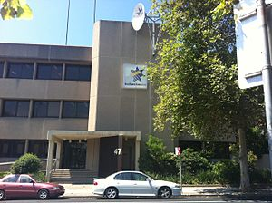 NRN - Southern Cross Ten office in Newcastle, New South Wales